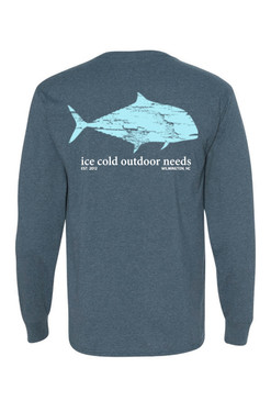 I.C.O.N. Pompano Long Sleeve T-Shirt