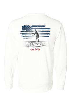 C.F.L. Fly Long Sleeve T-Shirt