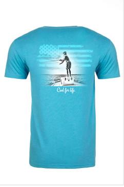 C.F.L. Fly Short Sleeve T-Shirt Bondi