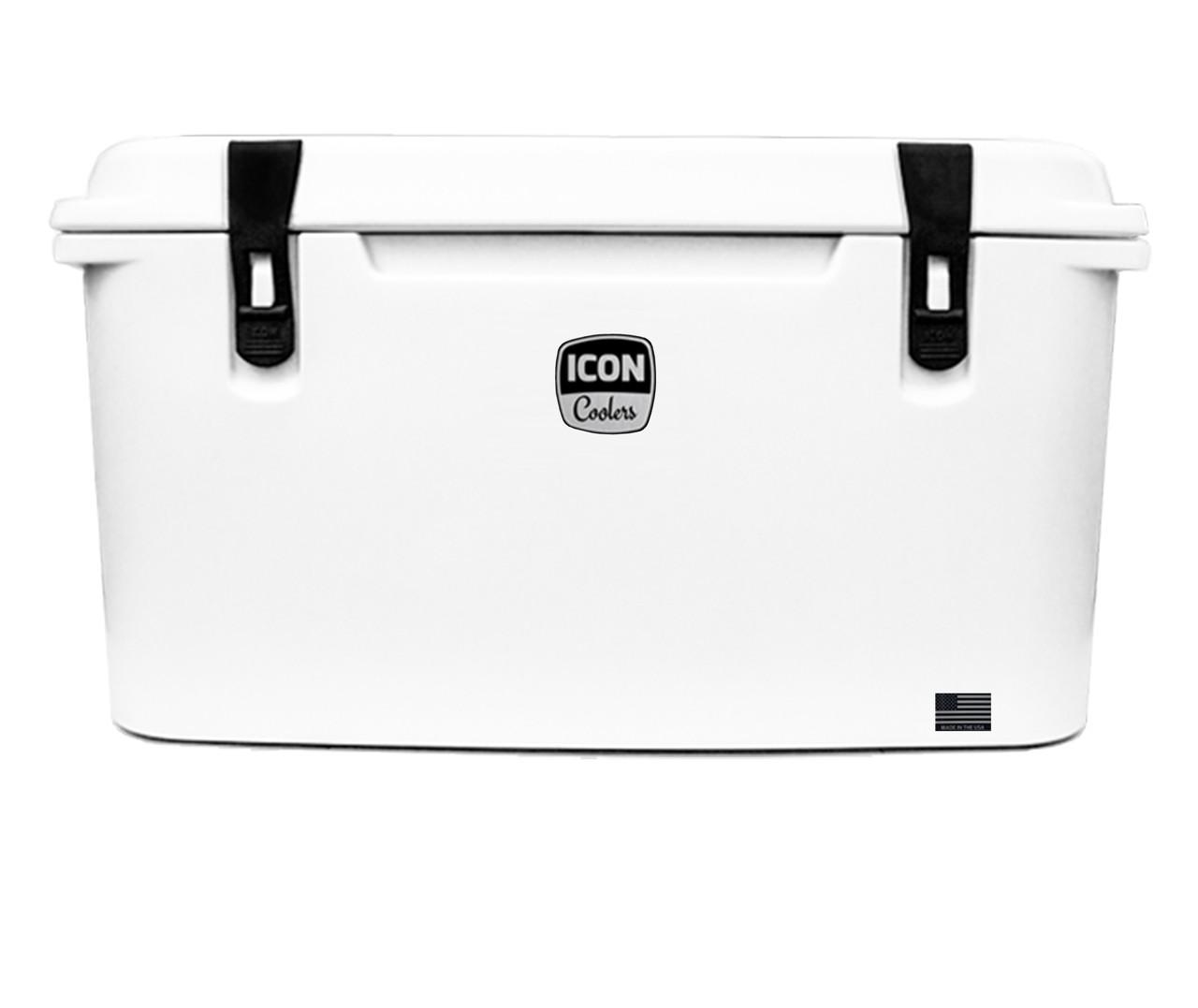 ICON 50 Ice White Front