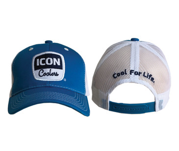 ICON Structured Hat - Blue