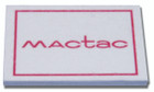 GT1000 – MACTAC Felt Squeegee Recommended for paint protection or vinyl graphic installations.  The soft felt is designed to avoid scratching.