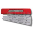 6″ Triumph Stainless Steel Heavy Duty Scraper Blades (0.20×6″)