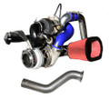 DPS S480 Twin (Compound) Turbos For Dodge Cummins 1994-98 5.9L12V