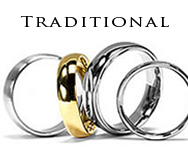 shop by traditional mens rings