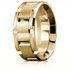 WB-9135 in Yellow and White Gold as style number WB-9167WY