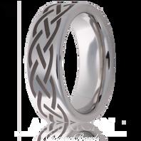 Jewelry Innovations Vitalium V8P 6BRAID