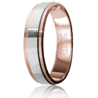 LB-2013WR 14kt Rose & White Gold