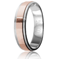 LB-2013RW 14kt White & Rose Gold