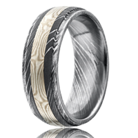 Shop All Damascus Steel Rings