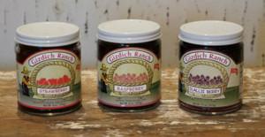 Gizdich Ranch Handmade Jams