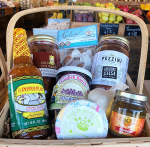 Local Goods Gift Basket
