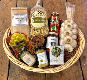 Pezzini Farms Large Gift Basket