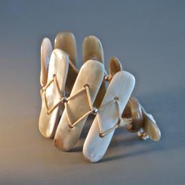 The Plank Bracelet - Light