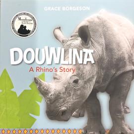 Douwlina - A Rhino's Story Children's Book