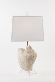 The Patricia Collection - Conch Shell Table Lamp