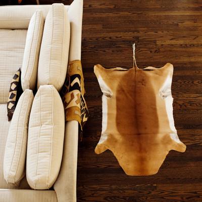 Dira Impala Skin Rug Real Imported Africa