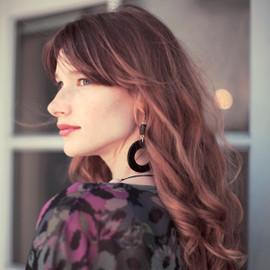 The Christy Hoop & Bead Earrings - Dark