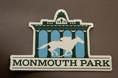 Monmouth Park Magnet
