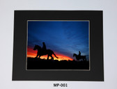 Matted Monmouth Park Photos