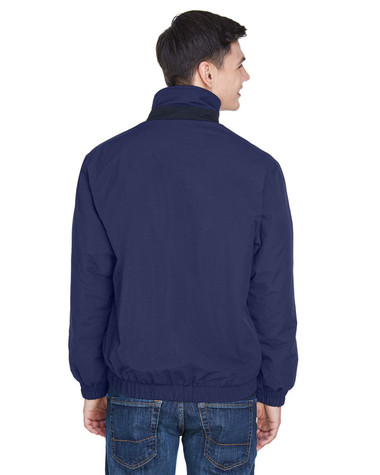Navy/Charcoal All Weather Jacket