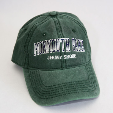 MP Varsity Cap in Forest Green
