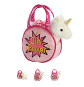 "Aurora Fancy Pals Purse 7"" -Girl Power"
