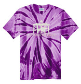 Youth Tie-Dye Short Sleeved T-Shirt