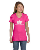 Ladies Nano V-Neck T-Shirt