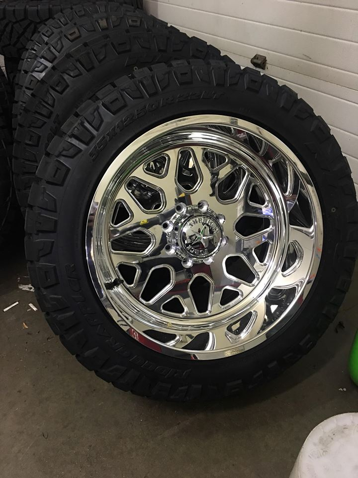 Fuel Wheels 20x9 >> Services - Wheels and Tires - DirtyDiesels