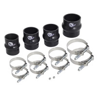 aFe POWER 46-20030A BladeRunner Intercooler Couplings & Clamps Kit,  aFe Tubes Only (07.5-09)