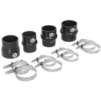 aFe POWER 46-20080AA BladeRunner Intercooler Couplings & Clamps Kit; aFe GT Series Intercooler & aFe Tubes (10-12)