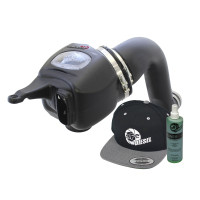 aFe POWER 51-72002-E Diesel Elite Momentum HD Pro DRY S Cold Air Intake System