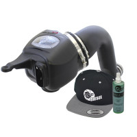 aFe POWER 51-72003-E Diesel Elite Momentum HD Pro DRY S Cold Air Intake System (07.5-09)