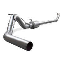 "aFe POWER 49-02003 ATLAS 4"" Aluminized Steel Turbo-Back Exhaust System (04.5-09)"