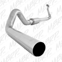 "MBRP 1994-1997 4"" Turbo Back Aluminized Exhaust System No Tip"
