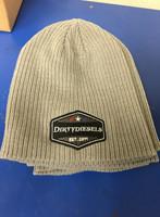 DirtyDiesels Beanies Patch Design Grey