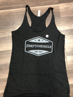Women's Black Tank Tops