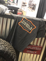 "Vintage Style ""Diesel & Offroad"" T shirt"