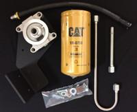 13-18 Ram 2500/3500 6.7 Cummins Cat Fuel Filter Solution