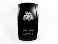Lifetime Led Light Driving Light Switch
