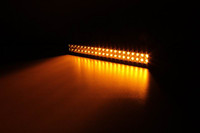 "21.5"" 120W Amber/White LED LIght Bar"
