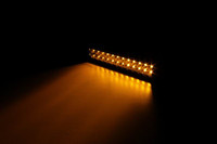 "13.5"" 72W Amber/White LED Light Bar"