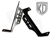 "Bumper Brackets for 20"" LED light bars"