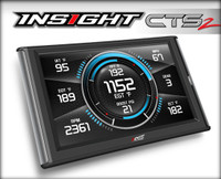 Edge Insight CTS 2 Touch Screen OBD2 Monitor
