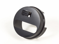 2 1/16in gauge pod mount with T-slot