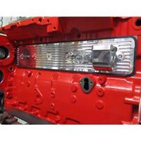 Industrial Injection Dodge 12V Billet Tappet Cover w/ Breather