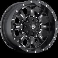 D517 Fuel Krank Black 5x5.5