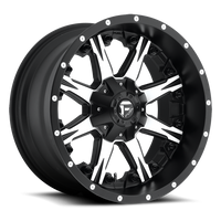 D541 Fuel Nutz Black & Machined