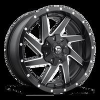 D593 Fuel Renegade Black & Milled